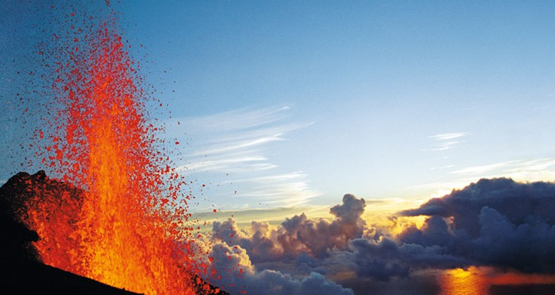 вулкан-питон-де-ла-фурнез