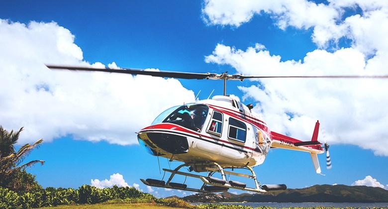 Вертолет VIP-класса